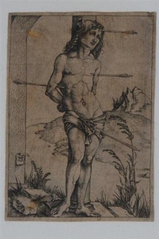 saint sebastian by albrecht dürer