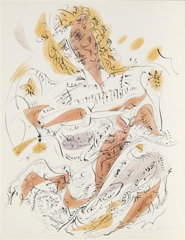 la venitienne from je reve portfolio by andré masson