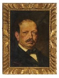 retrato masculino by ignacio rosas