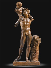 satyr with infant dionysus (after the antique) by anonymous-italian (18)