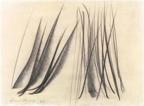 bozzetto by hans hartung
