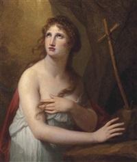 saint mary of egypt by angelika kauffmann