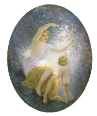 aurora by albert auguste fourié