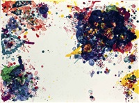speck by sam francis