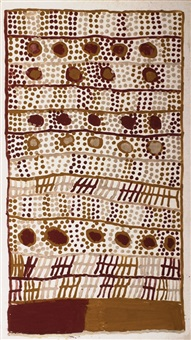pukumani markings by freda warlapinni