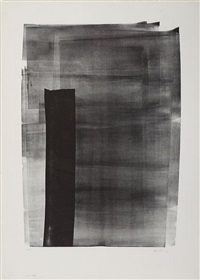 l, 1976-11 by hans hartung