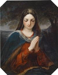 madonna by adolf pichler