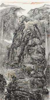春意 (spring) by qi haifeng