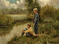 little fishermen by carl hoerman