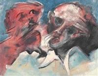 deux personnages by henri ren