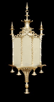chinoiserie mirror by oriel harwood