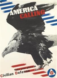 america calling by herbert matter
