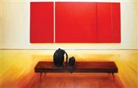 modern canvas #2 by guntur timur