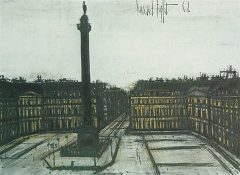 la place vendôme by bernard buffet