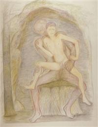 la caverne de cacus by pierre klossowski