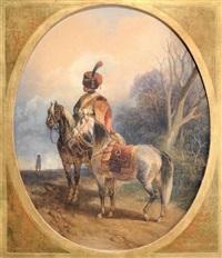 le hussard by joseph marie foussereau