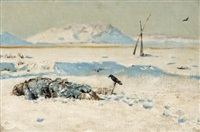 the fallen soldier by vasili vasilievich vereshchagin