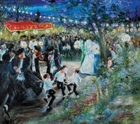 outdoor wedding in jerusalem by huvy