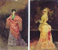 dama by manuel picolo y lopez