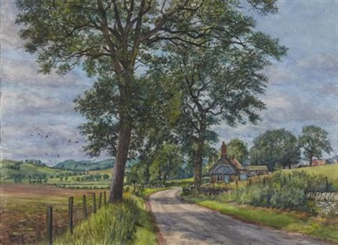 near lundie angus by james mcintosh patrick