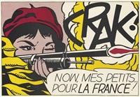 crak! by roy lichtenstein