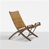 folding chair by hans j. wegner
