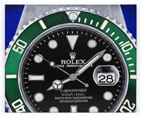 rolex submariner 50th anniversary ss by omar mañueco