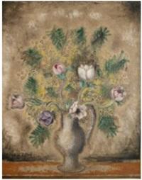 fleurs dans un vase by sei koyanagui