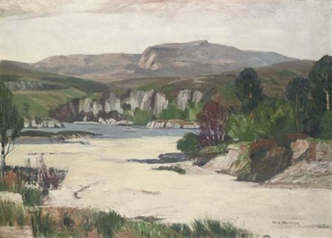 the sands of morar by william yorke macgregor