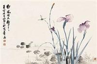 清趣图 by jiang hanting