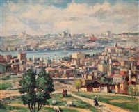 eyup, pierre loti hill by ibrahim safi