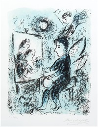 towards another light by marc chagall