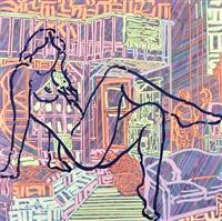 figurative composition by yigit yazici