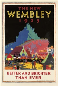 the new wembley (poster) by gregory brown