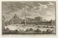 delle magnificenze di roma antica e moderna (115 works) by giuseppe vasi
