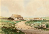 bloody foreland, co. donegal by rowland hill