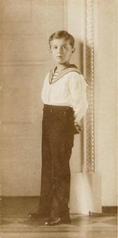alexis nicolaïévitch, grand-duc de russie by joseph daziaro