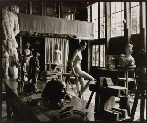 atelier antoine bourdelle 22 octobre by mark arbeit