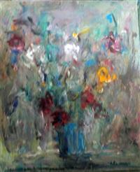 composition de fleurs by elemer vagh-weinmann