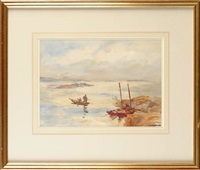 after the wild-fowl, west of ireland by joseph richard bagshaw