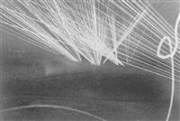 photogram (rayon abstraction) by giuseppe albergamo