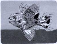 großer fisch by paul rené gauguin
