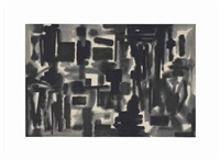 black and white by ad reinhardt