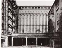 ruines, docks et douane de la mer à venise (7 works) by luca campigotto