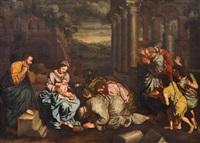 l'adoration des rois mages by bertholet i flemal