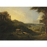 whitlingham near norwich by george vincent