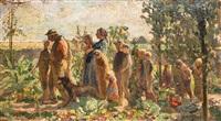 le laboureur et sa famille by marten melsen