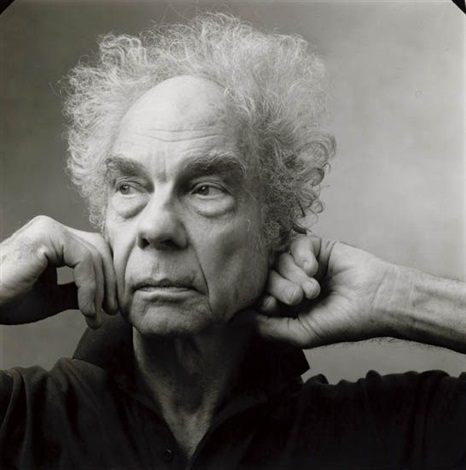 merce cunningham new york by annie leibovitz