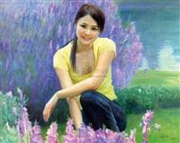 蝶恋花 by bai jingzhou