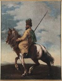 cavaliere by francesco simonini